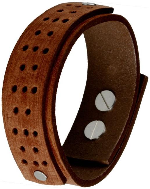 Cow Style Pánský kožený náramek Ellsworth CS03-5088