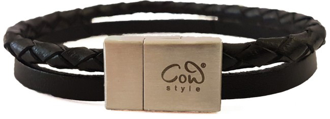 Cow Style Pánský kožený náramek Nassau CS03-5205-21