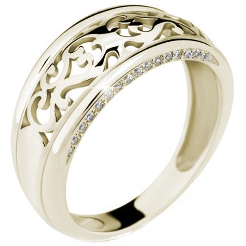 Danfil Originální diamantový prsten DF2375z 59 mm