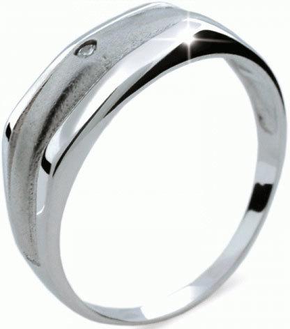 Danfil Zlatý prsten DF1185b 49 mm