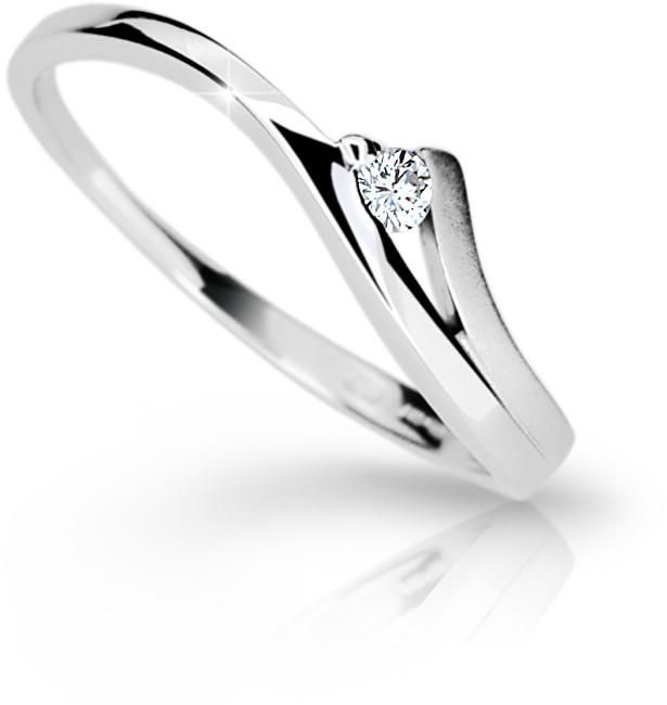 Danfil Krásný zásnubní prsten DF1718b 53 mm
