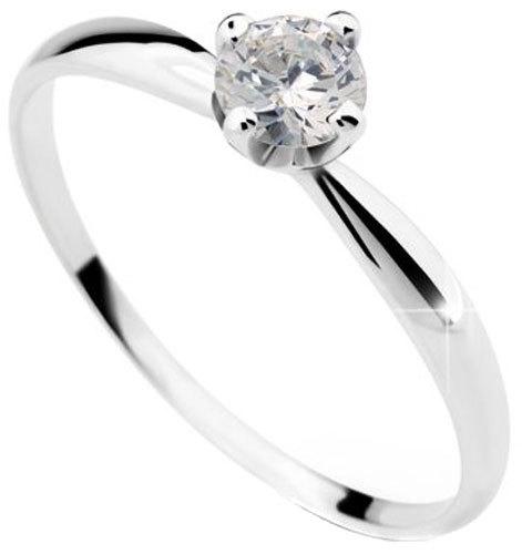 Danfil Luxusní zásnubní prsten DLR2365b 49 mm