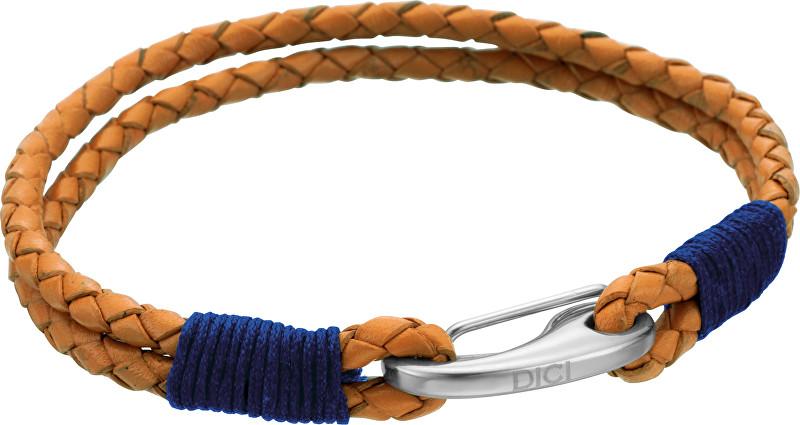 Dici Milano Kožený náramek pro muže DCFB50030300