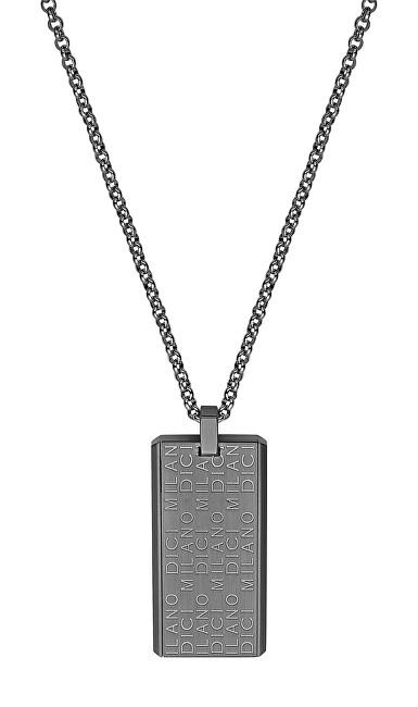 Dici Milano Ocelový náhrdelník pro muže DCNL50160200