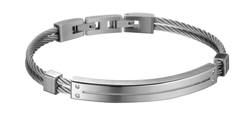 Dici Milano Pánský ocelový náramek DCBA50070100