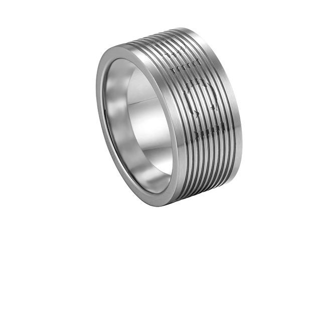 Dici Milano Pánský prsten z oceli DCRG5006010 60 mm