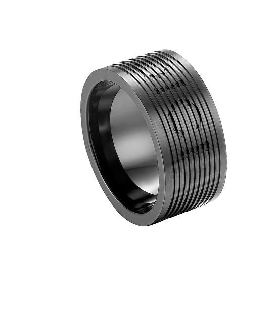 Dici Milano Pánský prsten z oceli DCRG5006020 62 mm