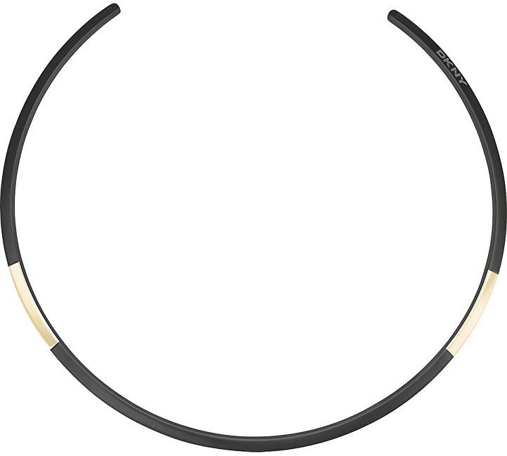 DKNY Luxusní pevný náhrdelník NJ2232001