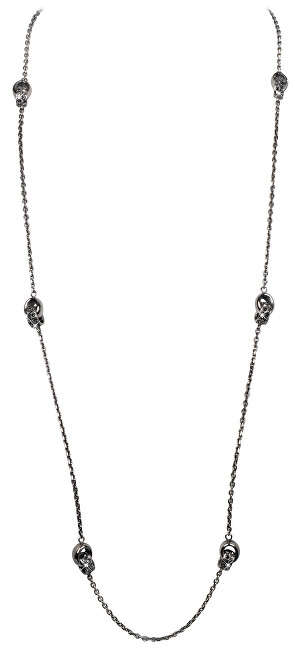 Fotografie DKNY Dlouhý náhrdelník s krystaly NJ1905040