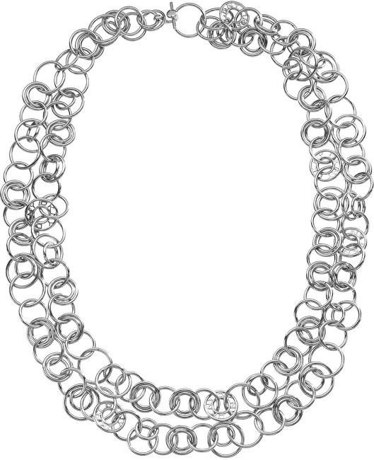 DKNY Kroužkový náhrdelník NJ1945040