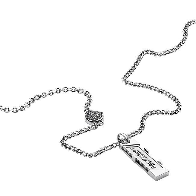Diesel Pánský ocelový náhrdelník DX1036040