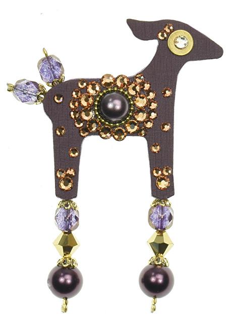 Deers Purpuriu purpuriu Becca - NADACE T. KUCHAŘOVÉ