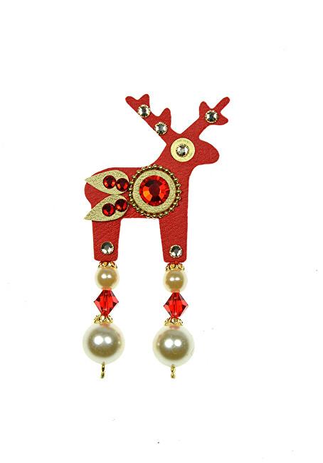Deers Malý červený Jelínek Carrie