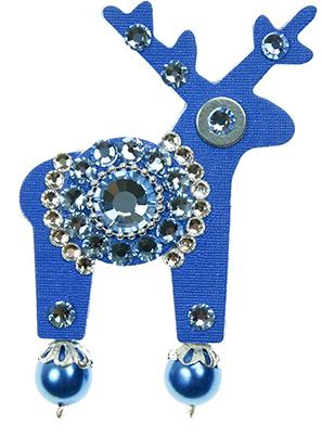 Deers Cerbul de mare albastru