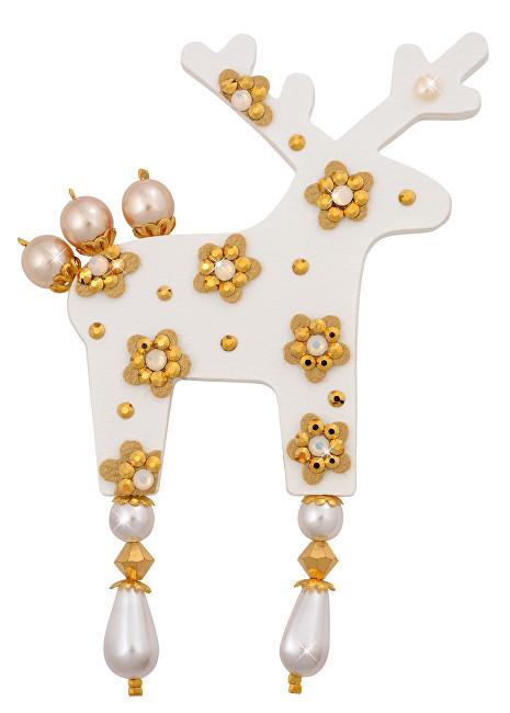 Deers Velký bílý jelínek Goldierinka