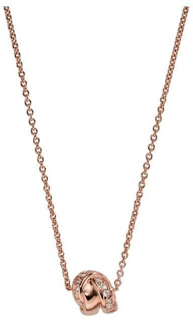Emporio Armani Colier de lux din bronz EG3320221
