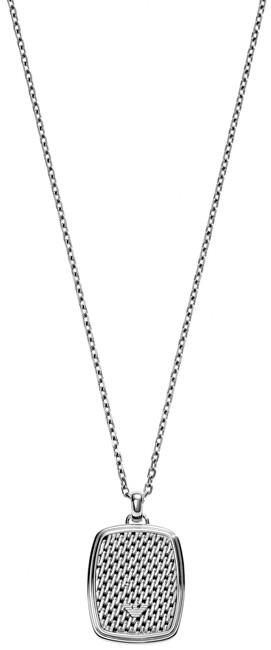 Emporio Armani Pánský ocelový náhrdelník EGS2137040