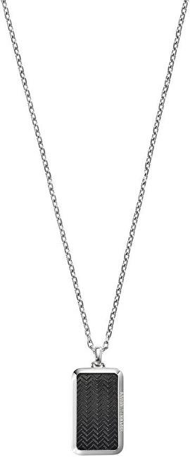 Emporio Armani Pánský ocelový náhrdelník EGS2228001