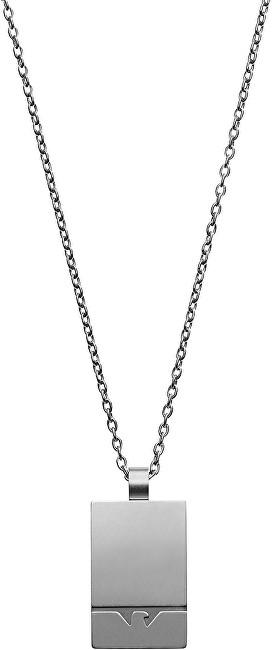 Emporio Armani Pánský ocelový náhrdelník EGS2302040
