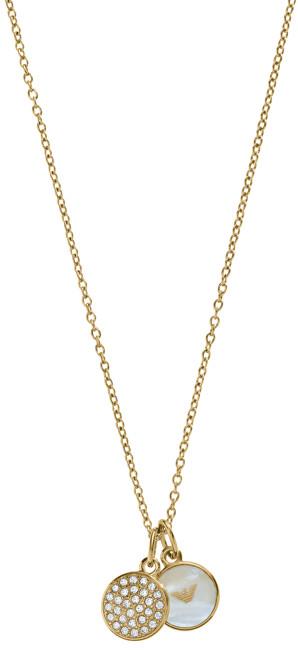 Emporio Armani Štýlový náhrdelník EGS2157710