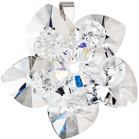 Evolution Group Přívěsek Leknín 34072.1 krystal