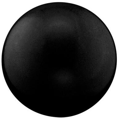 Engelsrufer Černá rolnička do Andělského zvonku ERS-02 14 mm