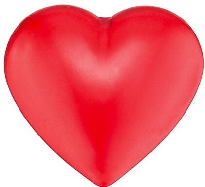 Engelsrufer Červená rolnička Srdce ERS-05-HEART-L