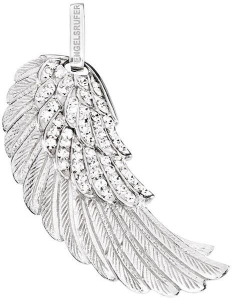 Engelsrufer Stříbrný přívěsek Andělské křídlo se zirkony ERW-01-ZI 4,5 cm