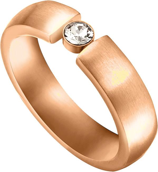 Esprit Bronzový prsten Laurel ESRG0014261 51 mm