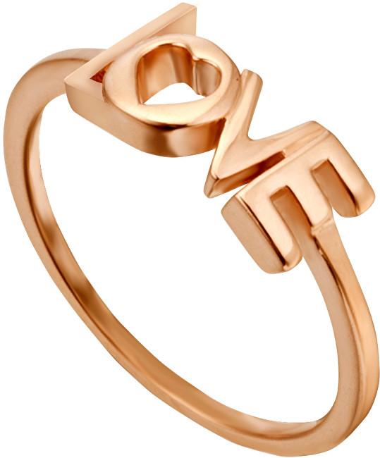 Esprit Bronzový prsten Love Amory ESRG0023131 51 mm