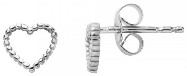 Esprit Romantické strieborné náušnice kôstky ESER01411100
