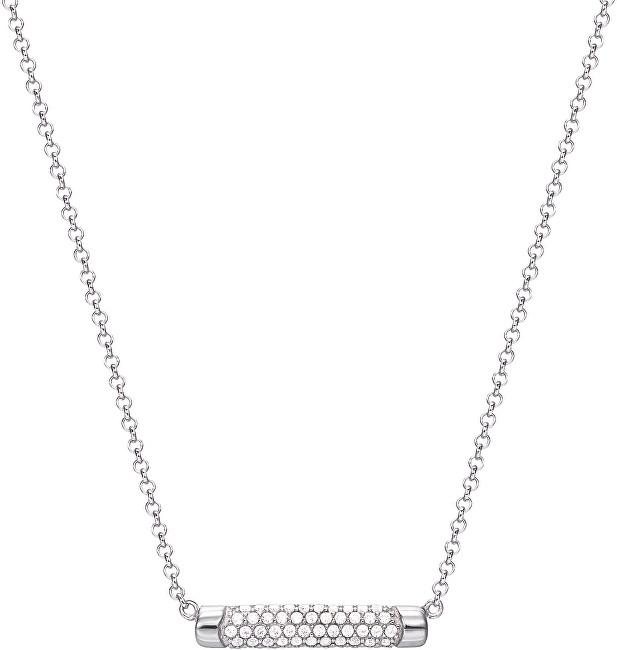 Esprit Stříbrný náhrdelník se zirkony ESPRIT-JW52919