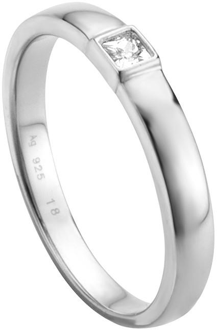 Esprit Stříbrný prsten Gem ESRG005214 54 mm