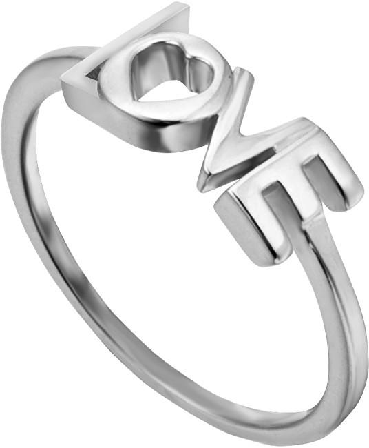 Esprit Stříbrný prsten Love Amory ESRG0023111 51 mm
