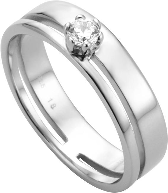 Esprit Stříbrný prsten Lure ESSE003511 50 mm