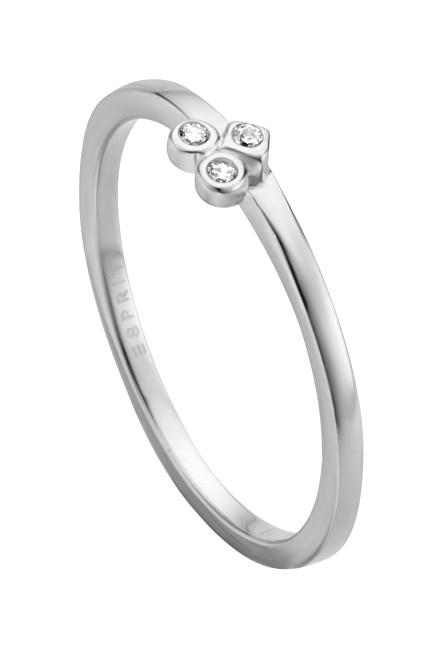 Esprit Stříbrný prsten Play ESRG005313 57 mm