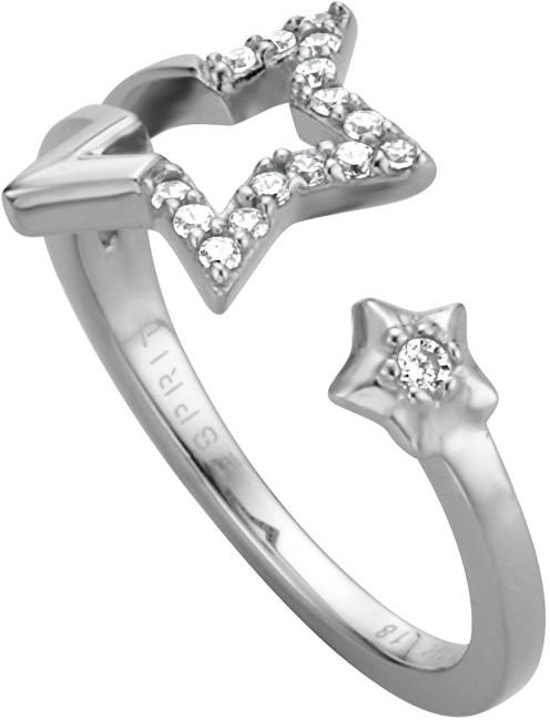 Esprit Stříbrný prsten s hvězdičkami Vivid Star ESRG004511 50 mm