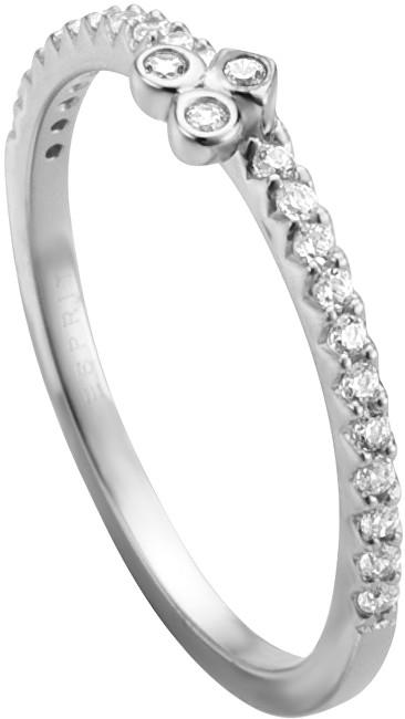 Esprit Stříbrný prsten s krystaly Play ESRG005311 51 mm