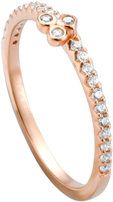 Esprit Stříbrný prsten s krystaly Play ESRG005312 51 mm
