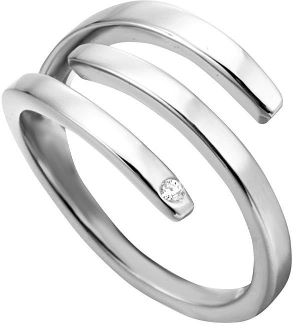Esprit Inel elegant din oțel Iva ESRG001614 51 mm