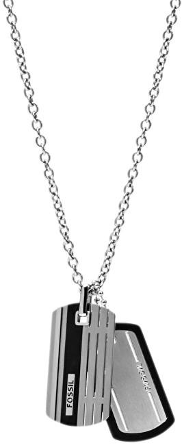 Fossil Pánský náhrdelník se známkami JF00494998