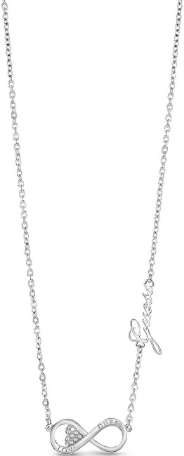 Guess Fashion Necklace Love Endless UBN85012