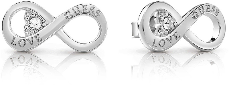 Guess Fashion náušnice Endless Love UBE85010