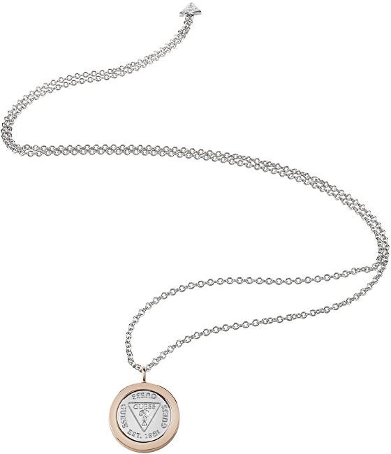 Guess Luxusní náhrdelník UBN83124