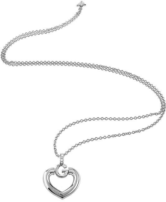 Guess Slušivý náhrdelník UBN83012