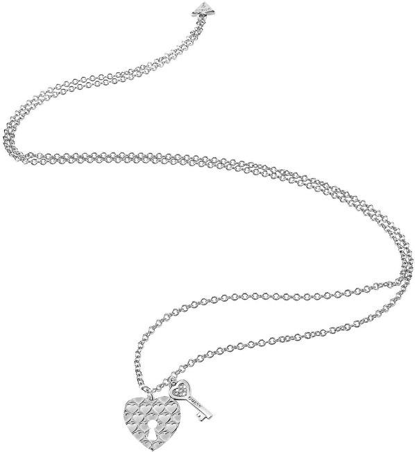 Guess Výrazný náhrdelník UBN83072