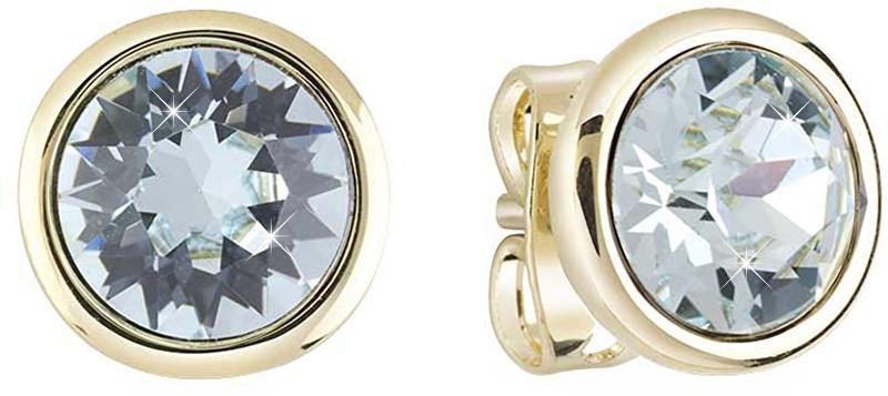 Guess Cercei placate cu aur cu cristal UBE83054