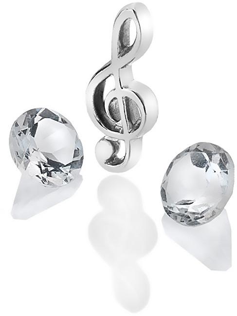 Hot Diamonds Element houslový klíč s topazy Anais AC122