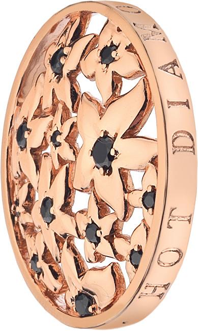 Hot Diamonds Přívěsek Emozioni Blossom Rose EC104-124 25 mm