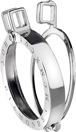 Hot Diamonds Přívěsek Emozioni Coin Keeper DP445-450 33 mm